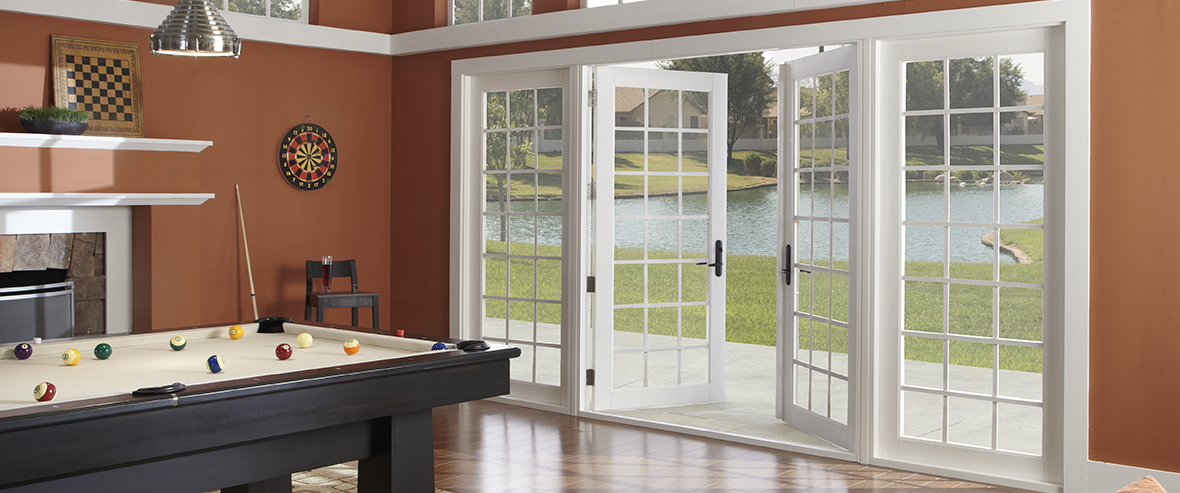 Sliding glass doors port st lucie impact hurricane doors Custom design windows