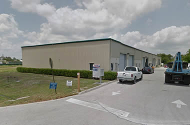 Port Saint Lucie Hurricane Products Warehouse